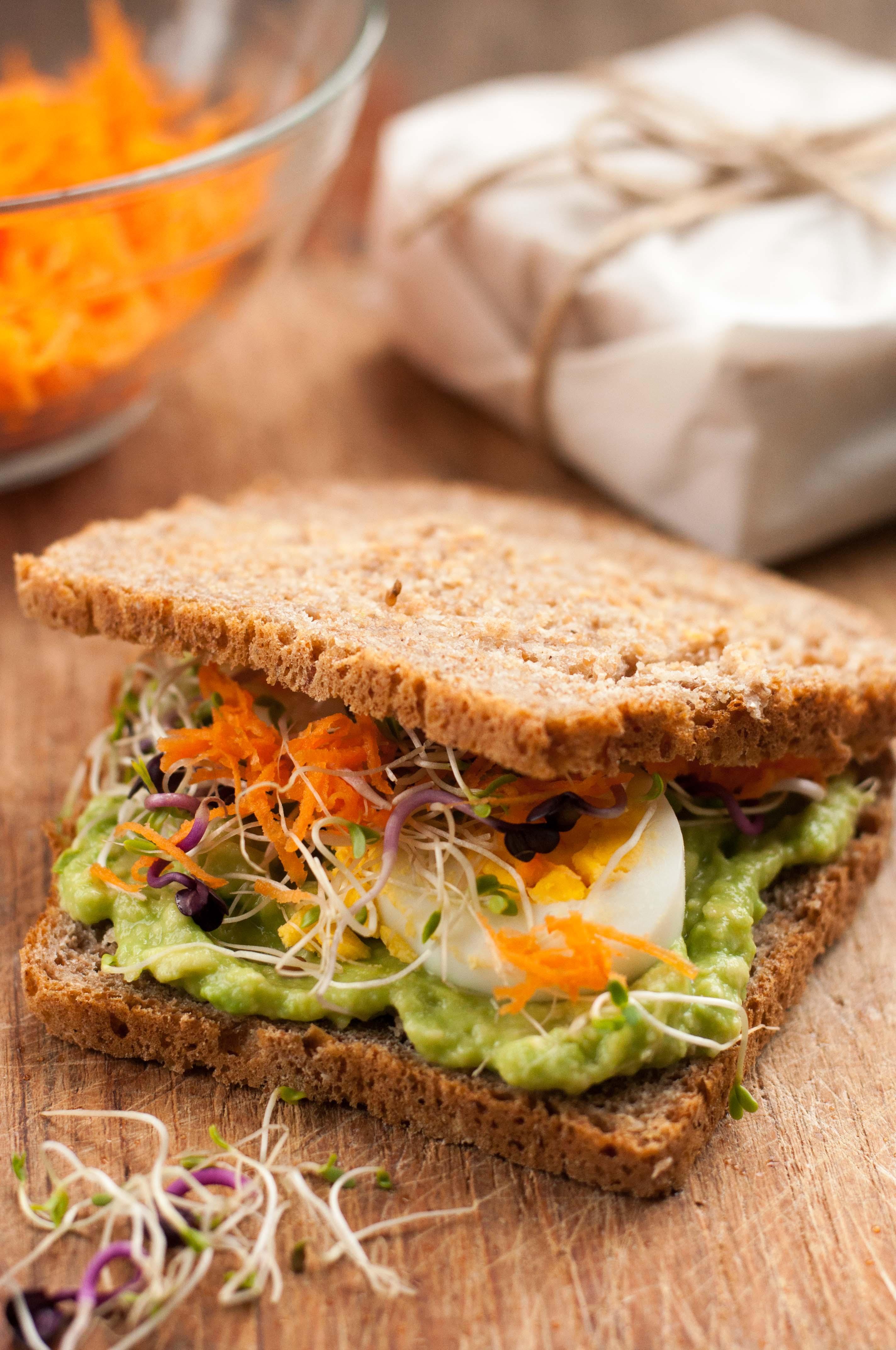 sandwich vitalité 4