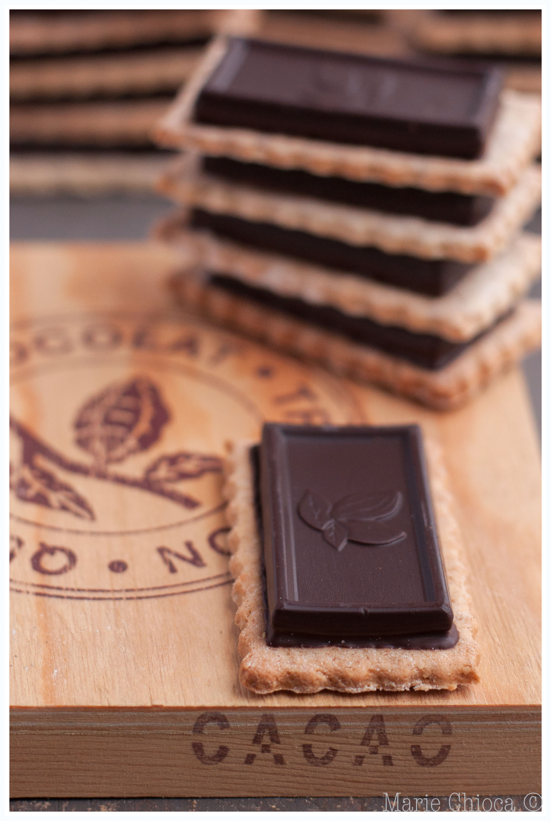 18 Choco-biscuits croquants à l'avoine et à l'amande-2