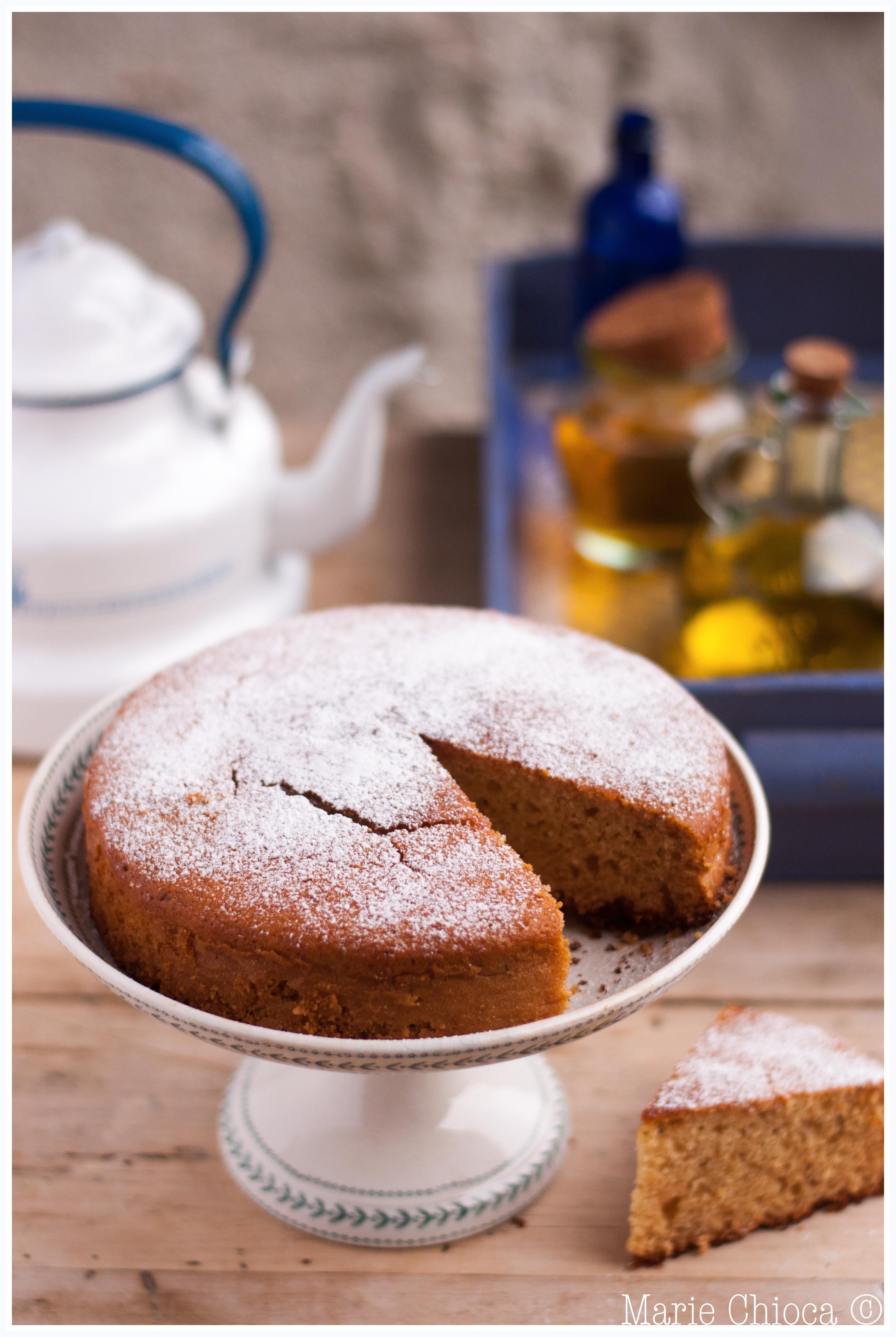 9 Gâteau provençal au miel-2