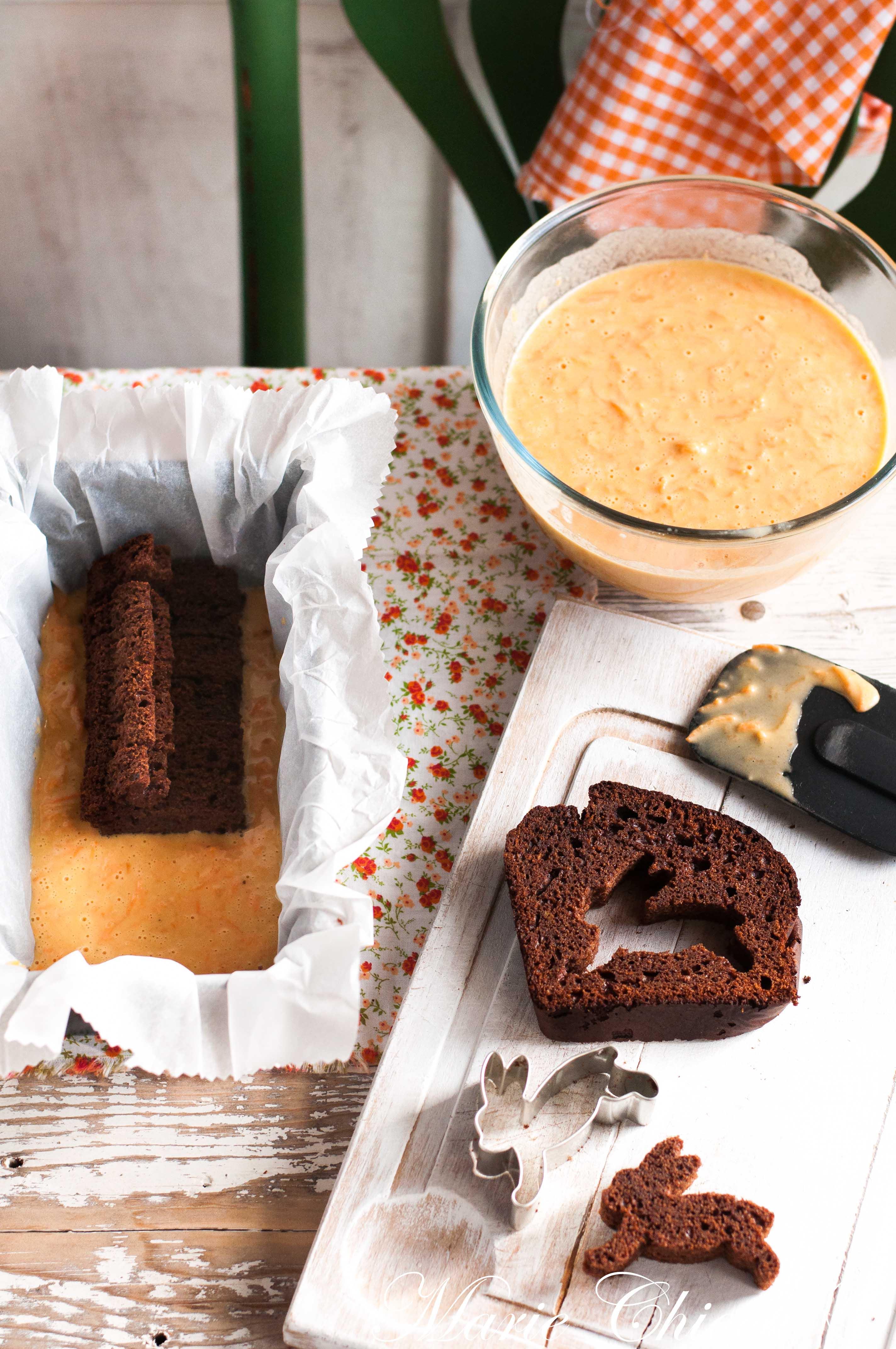 Carrot-cake surprise