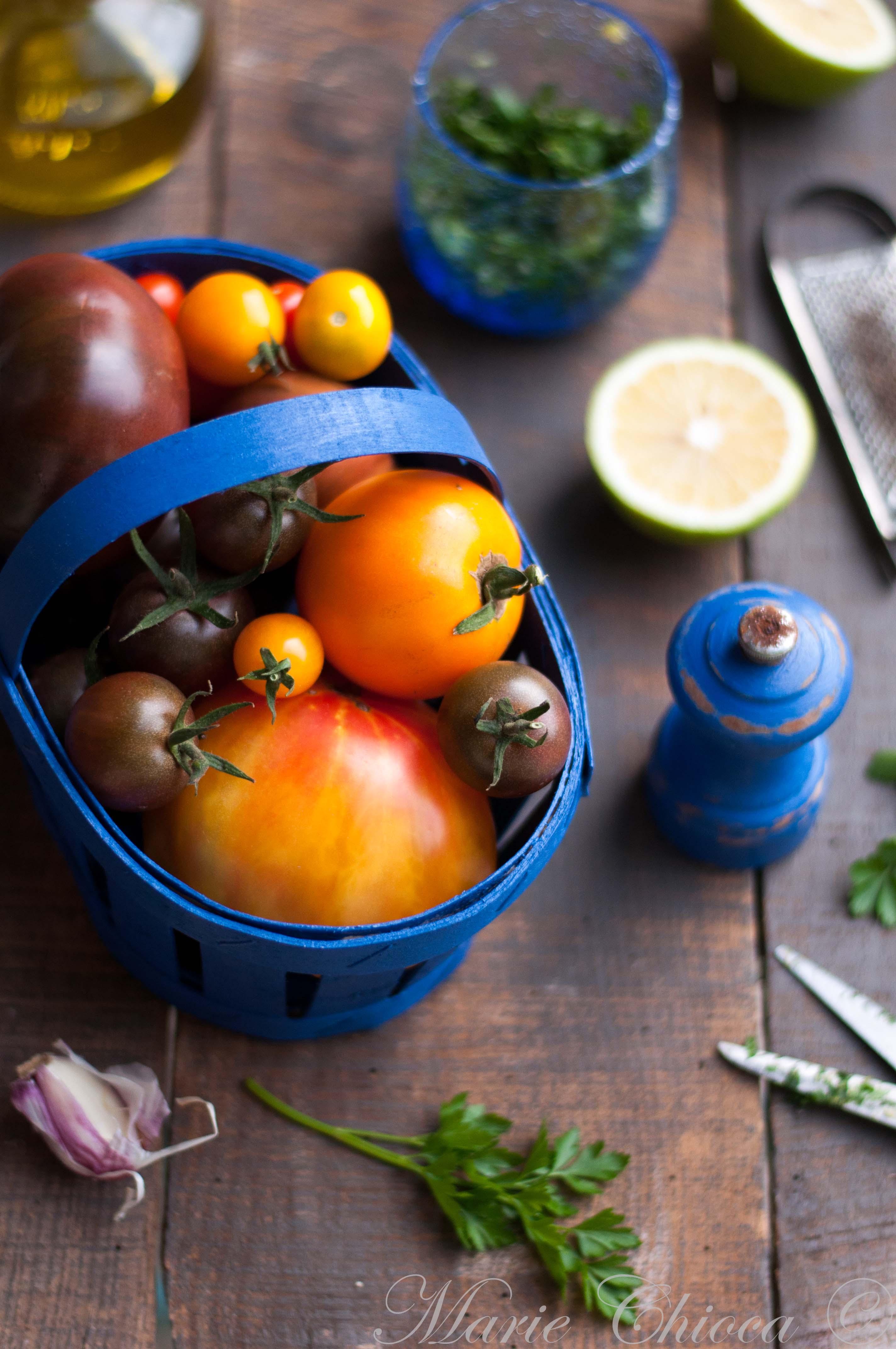Osso buco aux tomates fraîches2