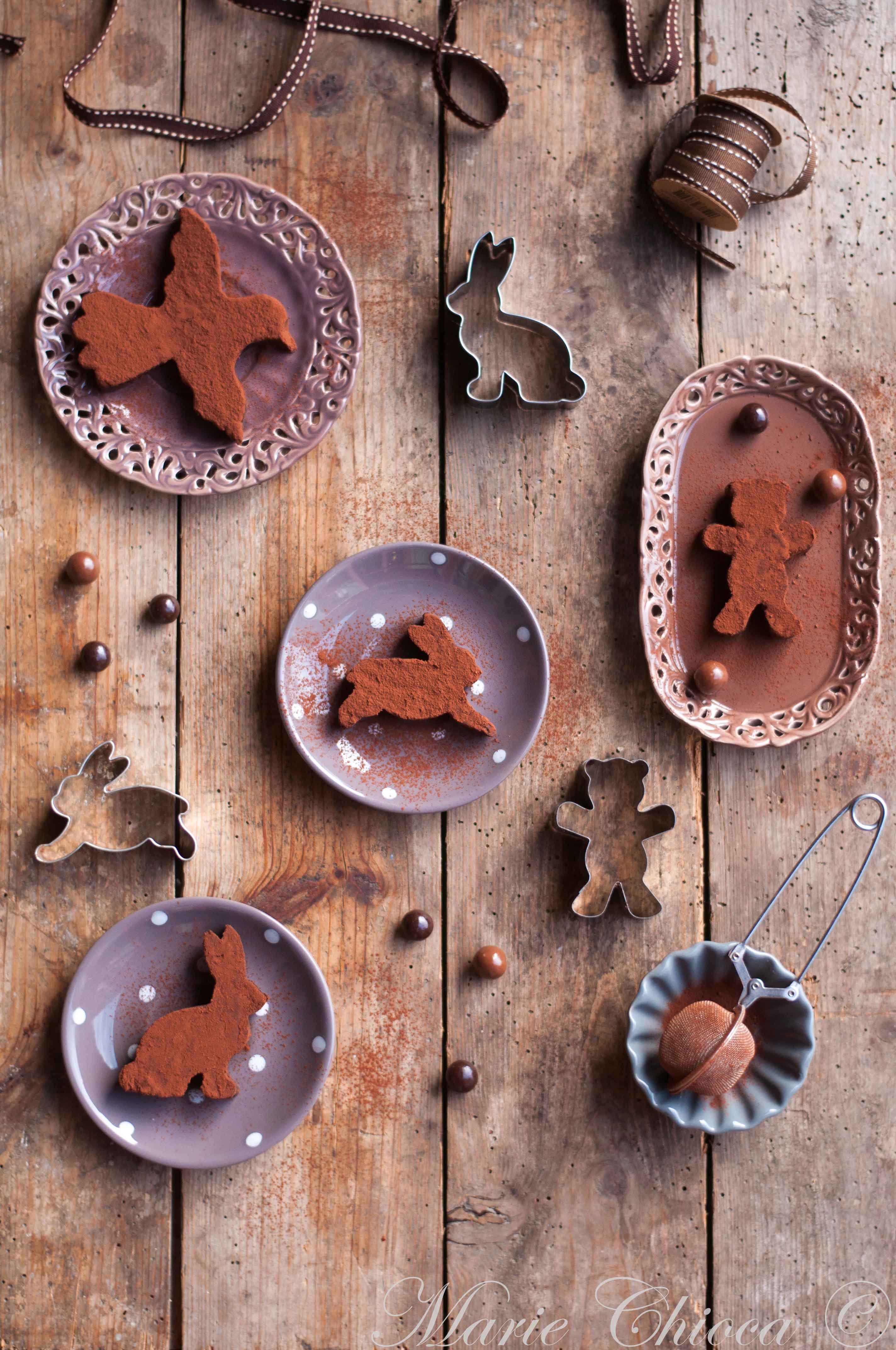 """Brownies de Pâques """"Forêt-Noire""""3"""