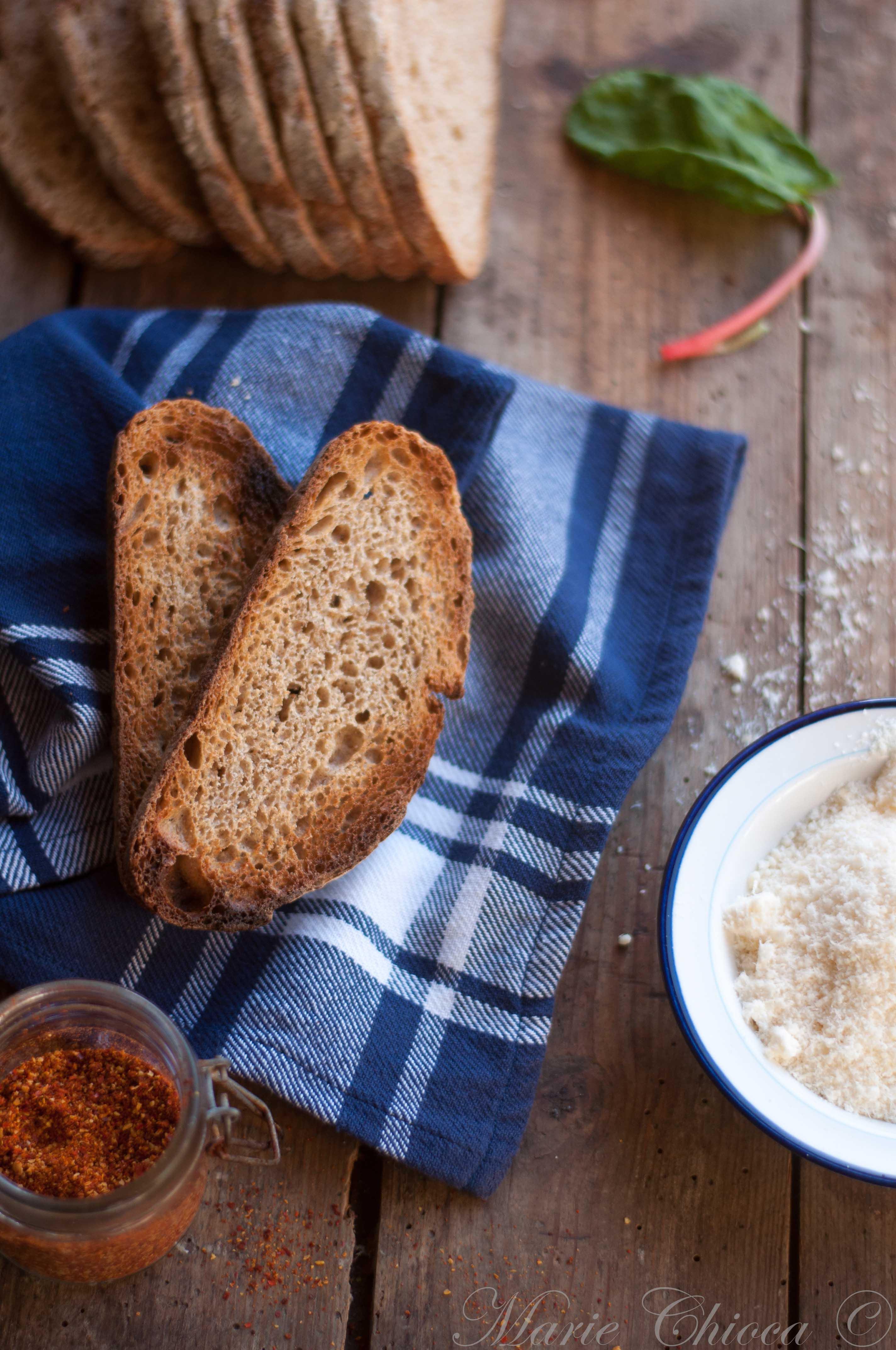 Sardines farcies au pain grillé, oseille et parmesan 3