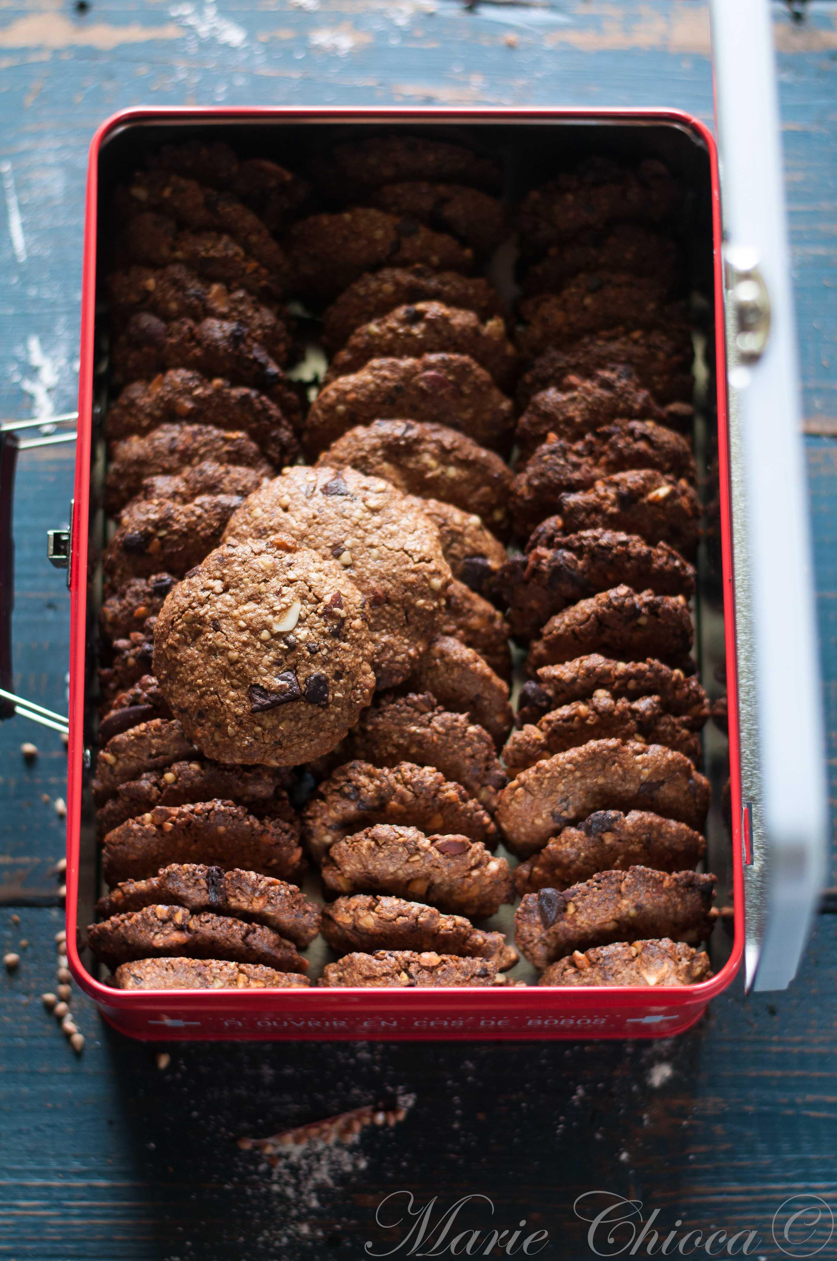 Cookies à IG très bas 8