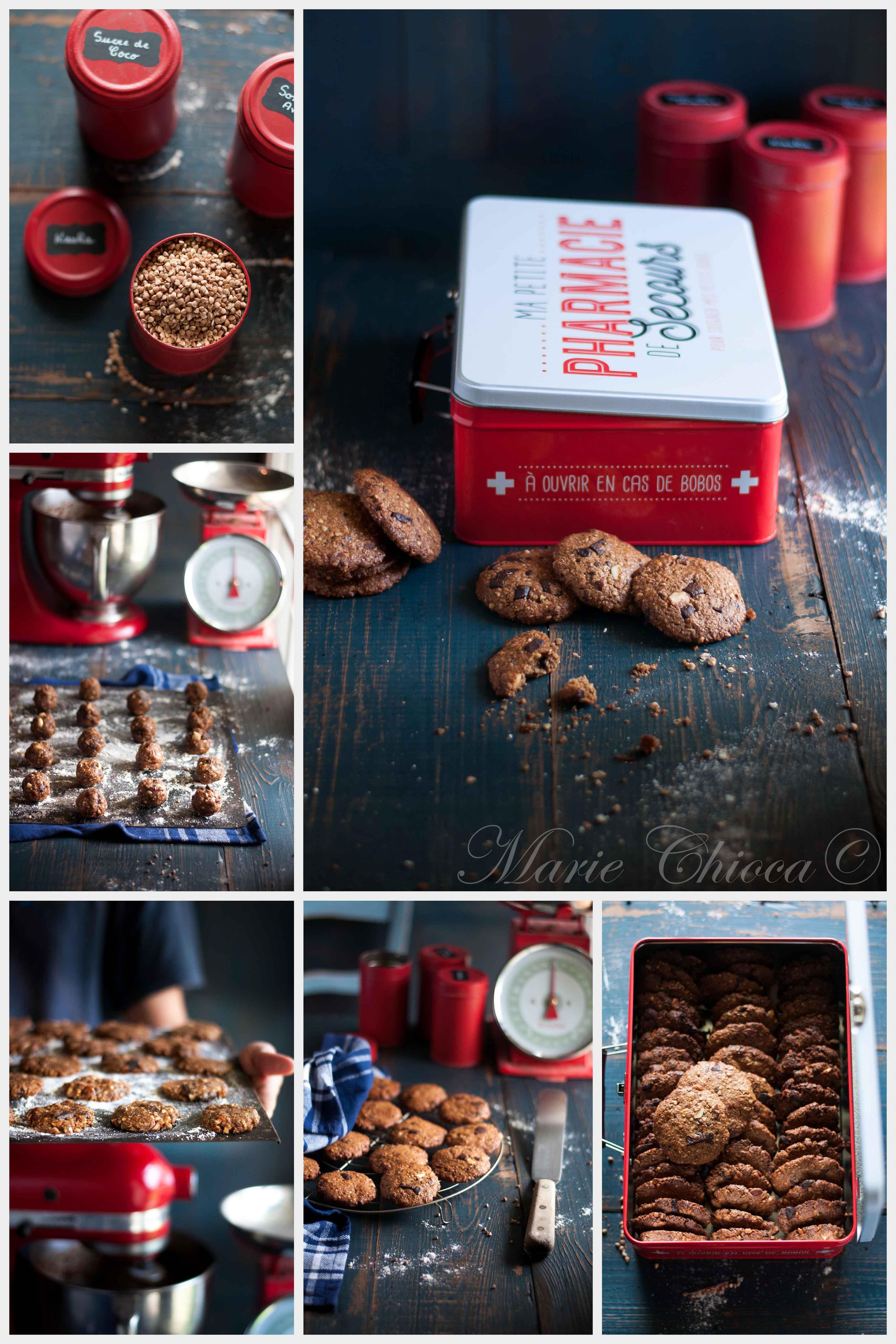 Cookies à IG très bas 1