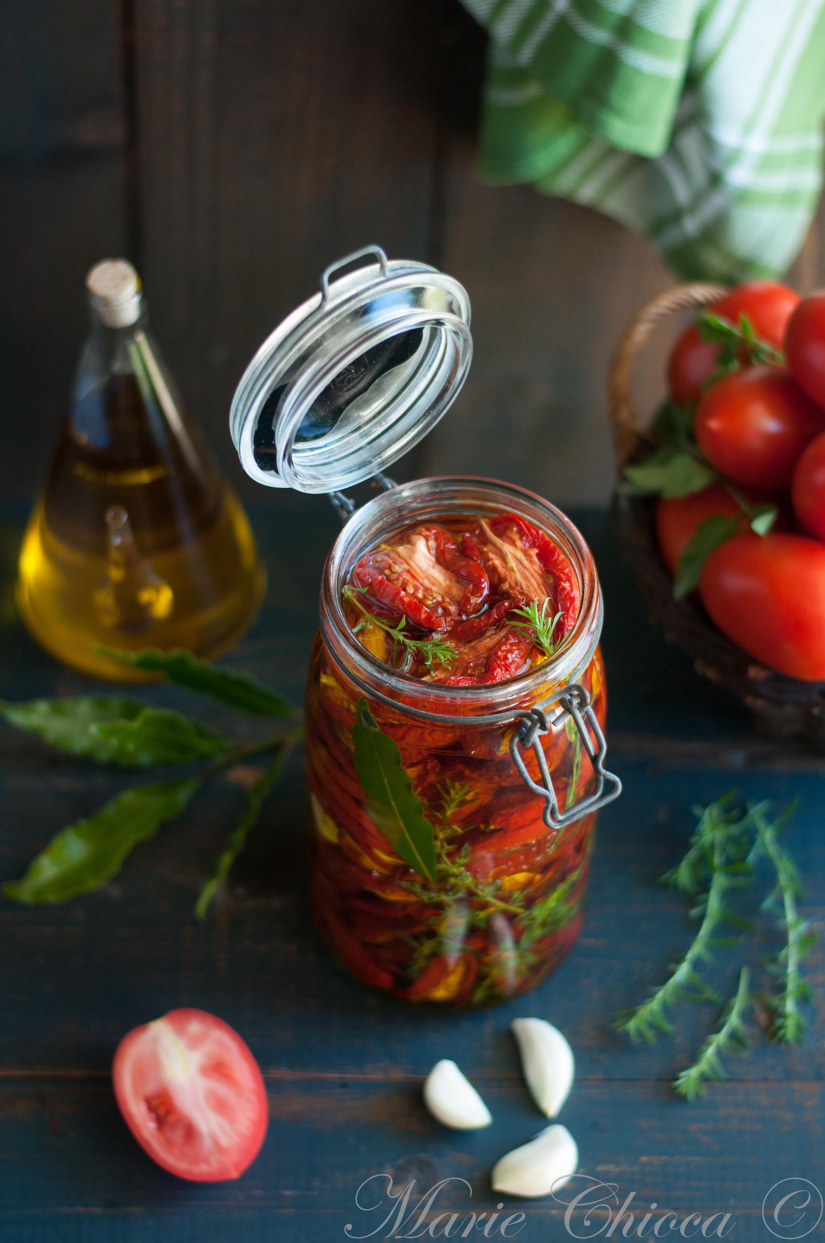Tomates séchées 4