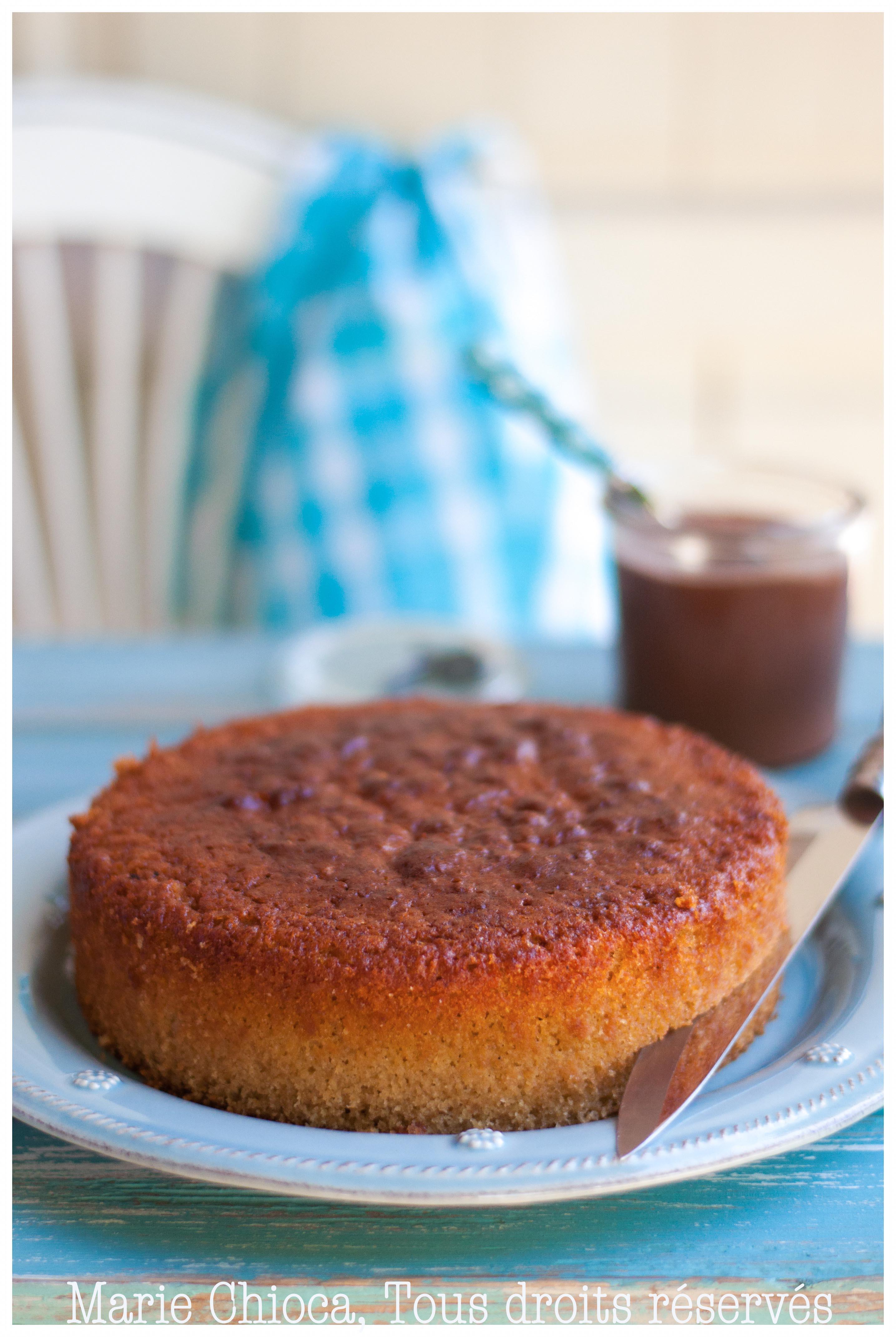 3 gros gâteau d'anniversaire tout simple au chocolat 1-3-2