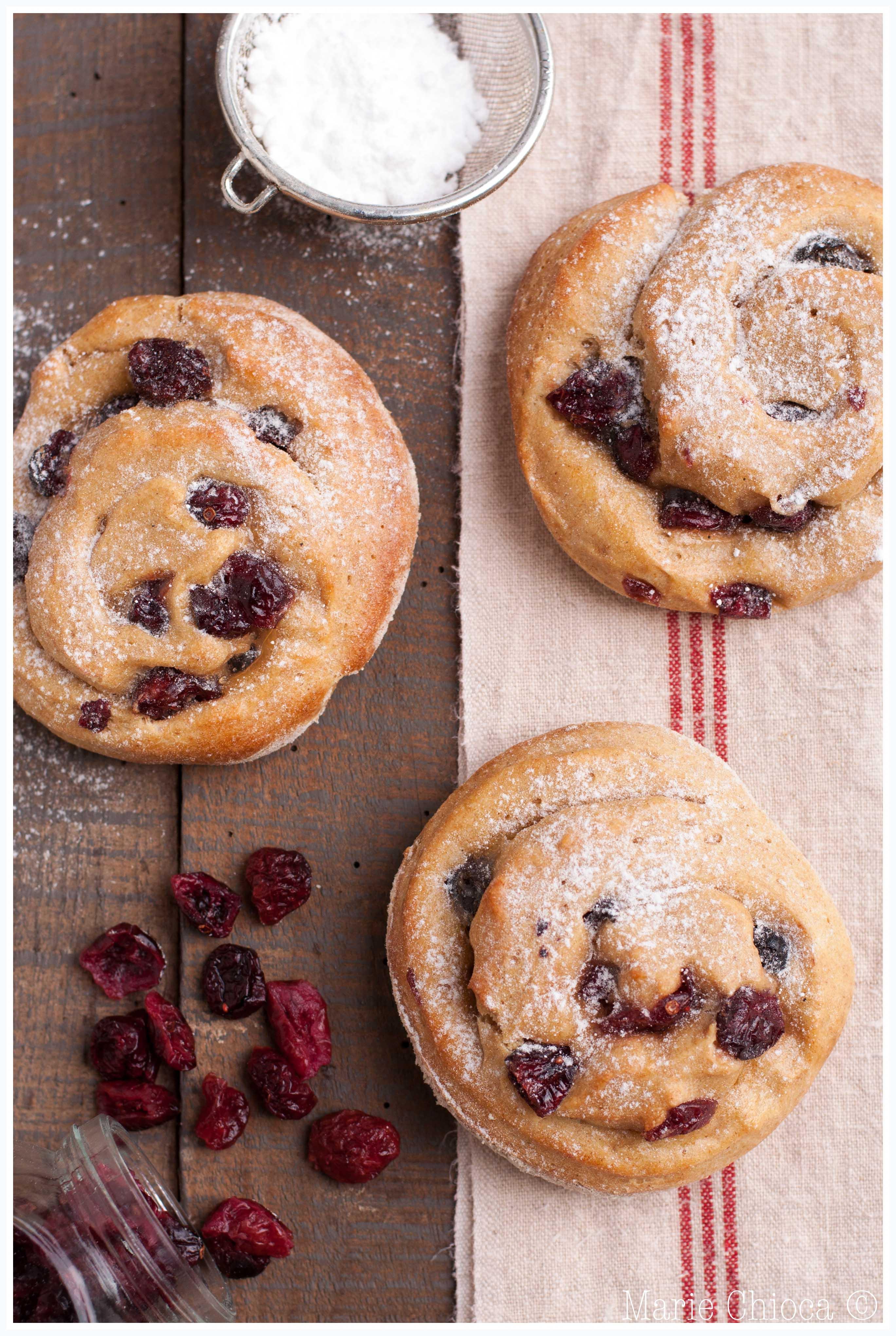 17 Petits pains aux raisins-2