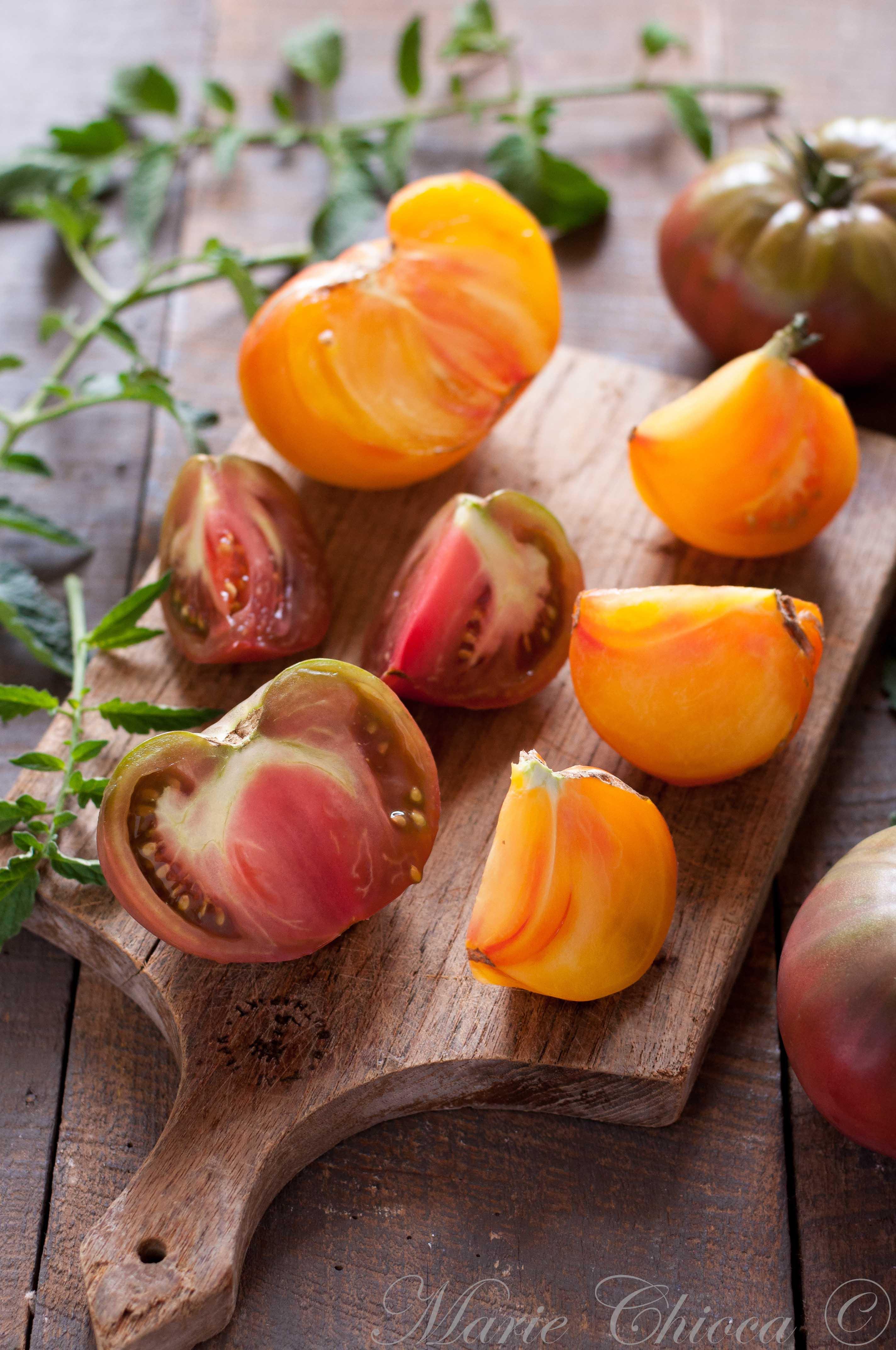 Les tomates, comme tous les autres ingrédients acides, abaissent l'IG d'une assiette de pâtes ou de riz par exemple