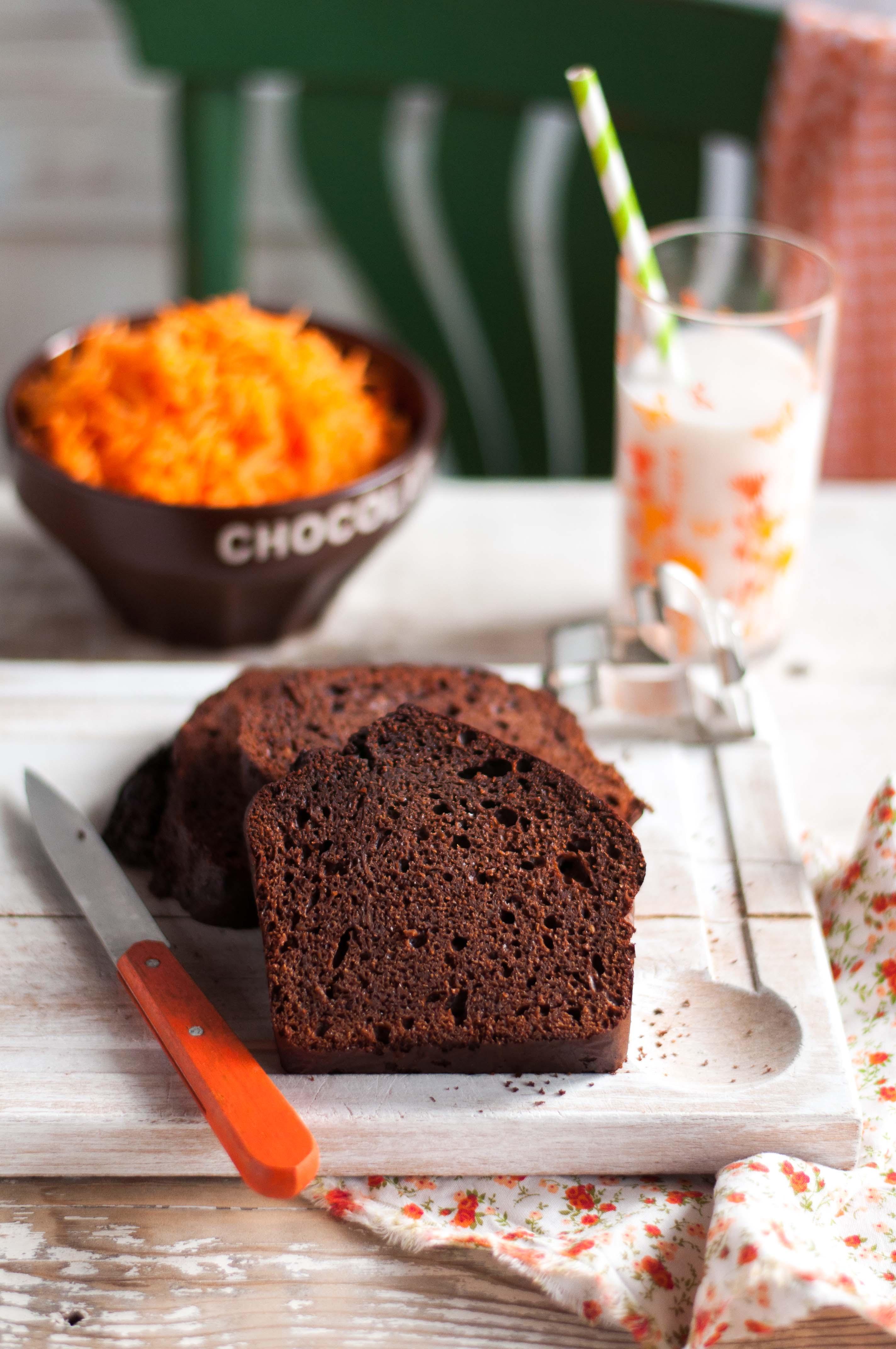 Carrot cake surprise 2