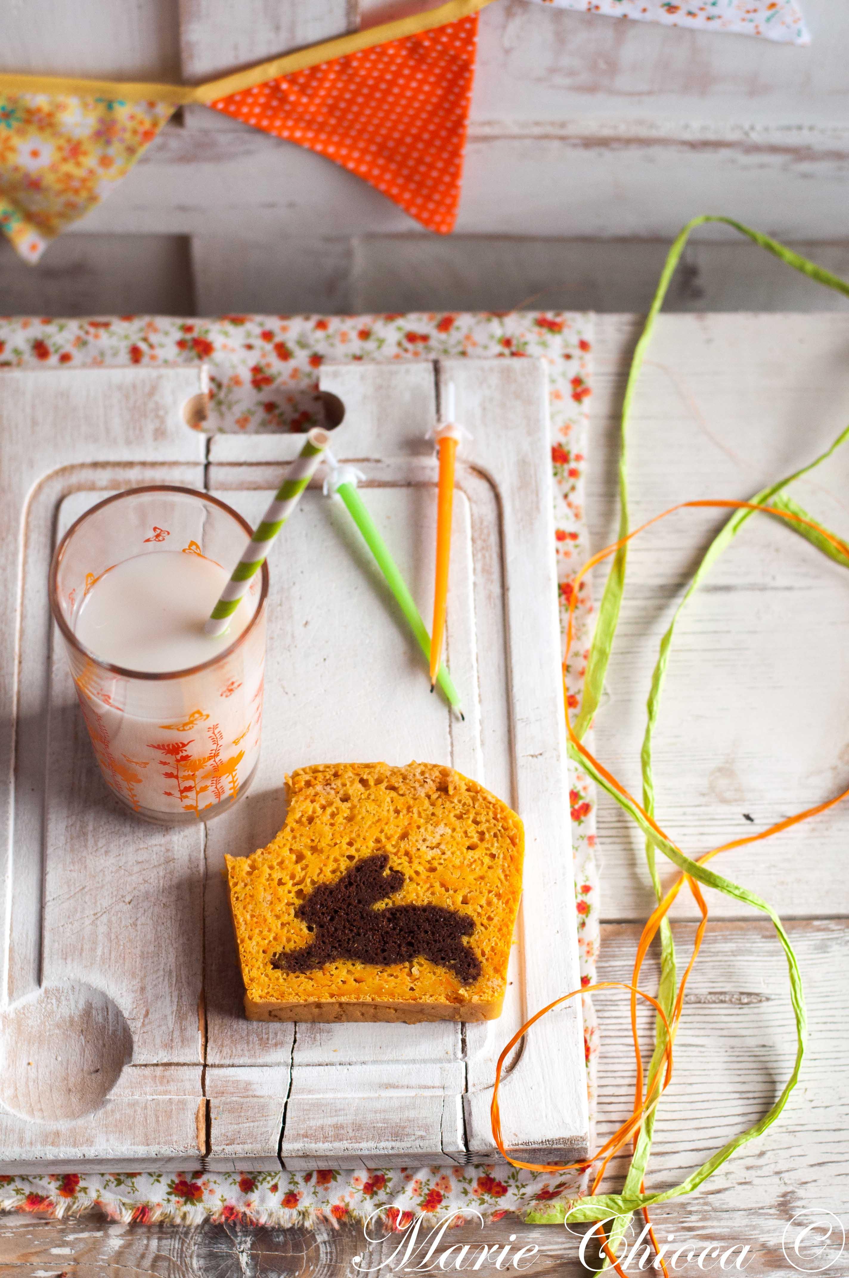 Carrot-cake surprise 9