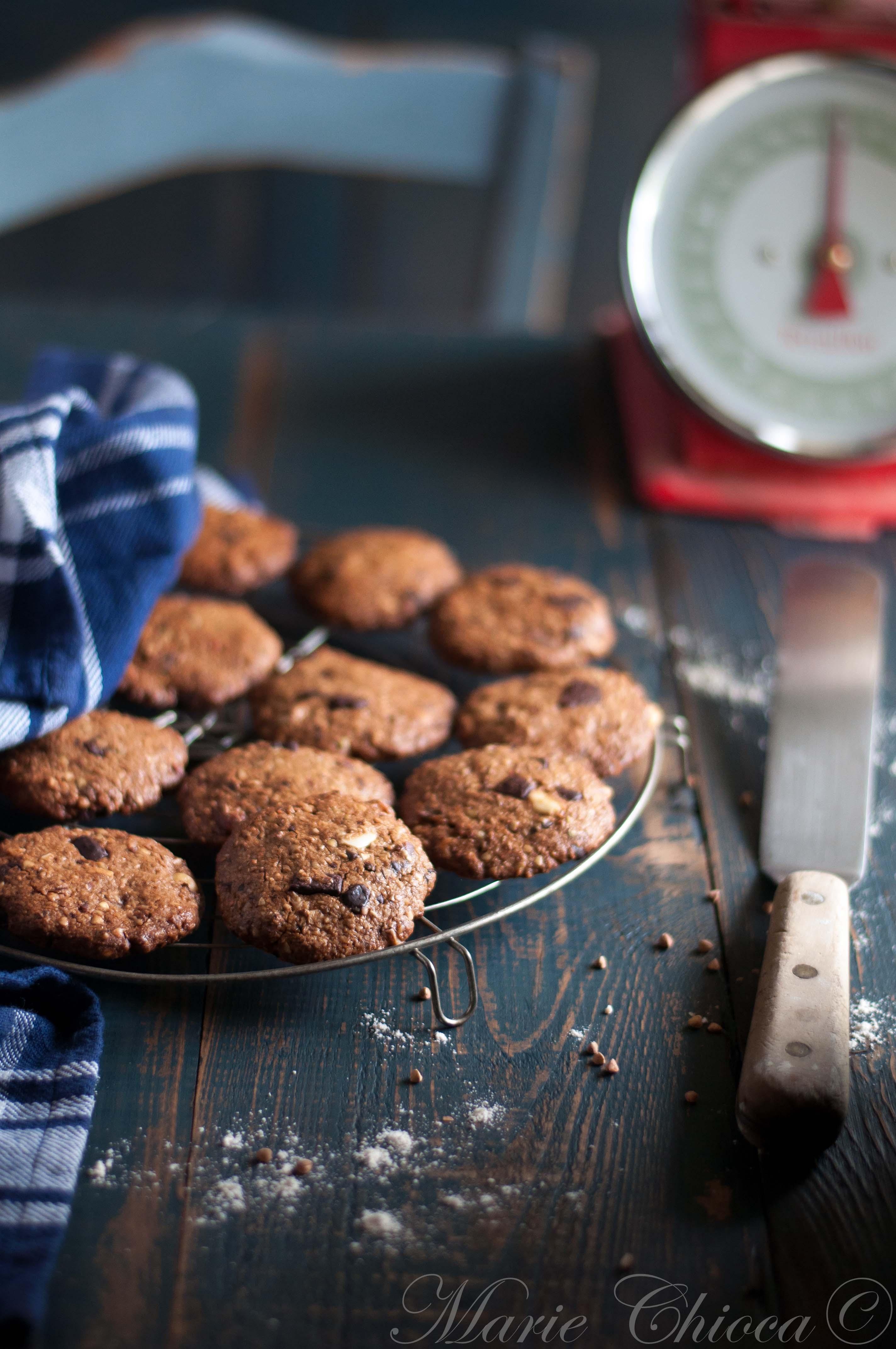 Cookies à IG très bas 7