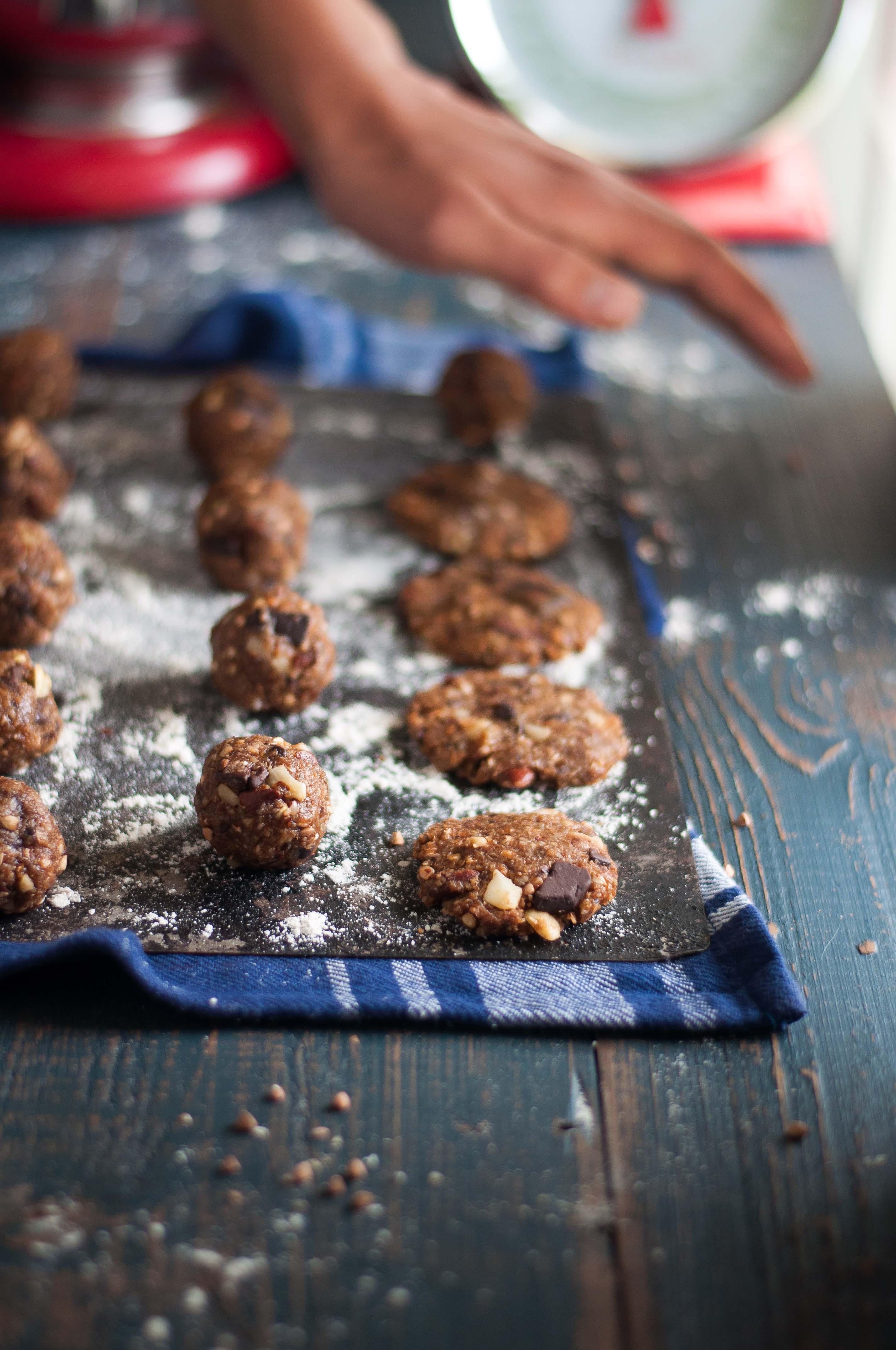 Cookies à IG très bas 4