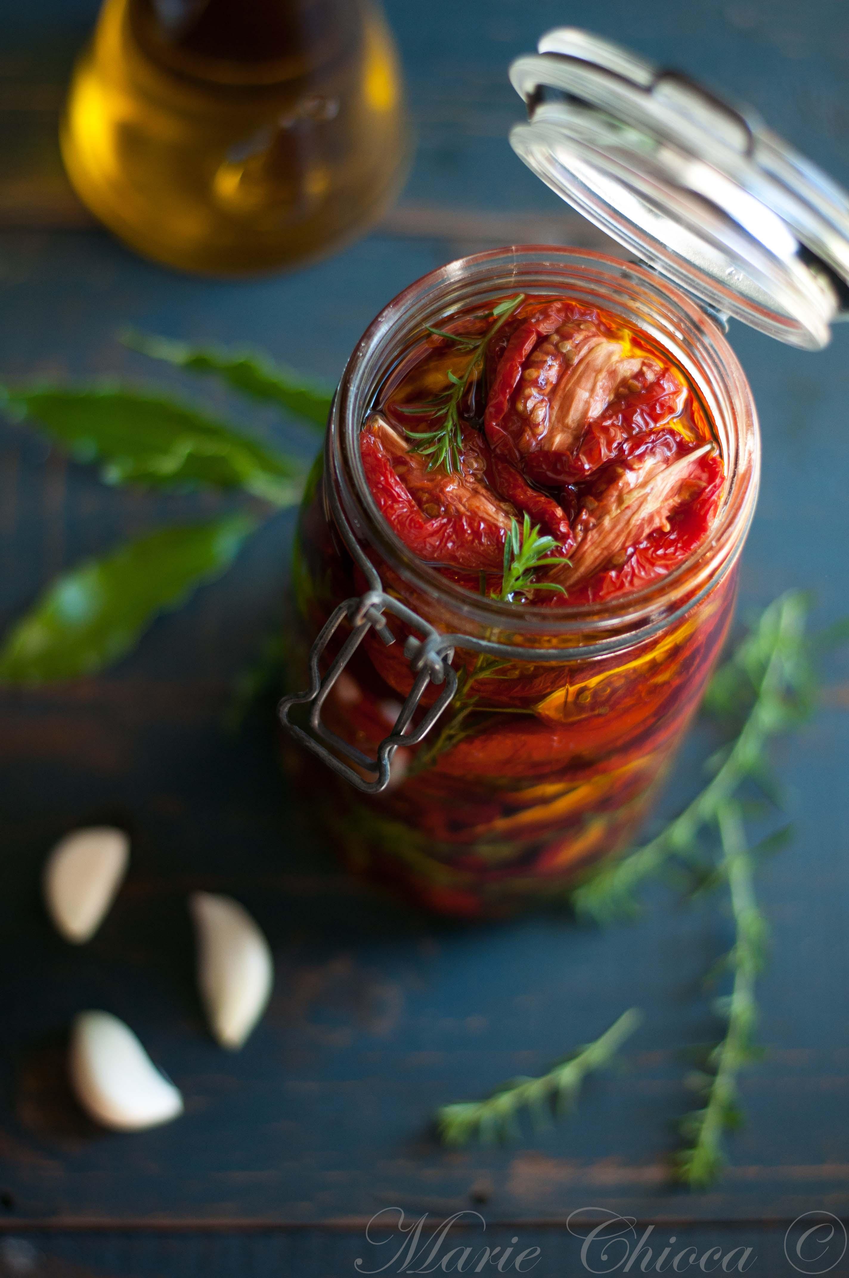 Tomates séchées 7