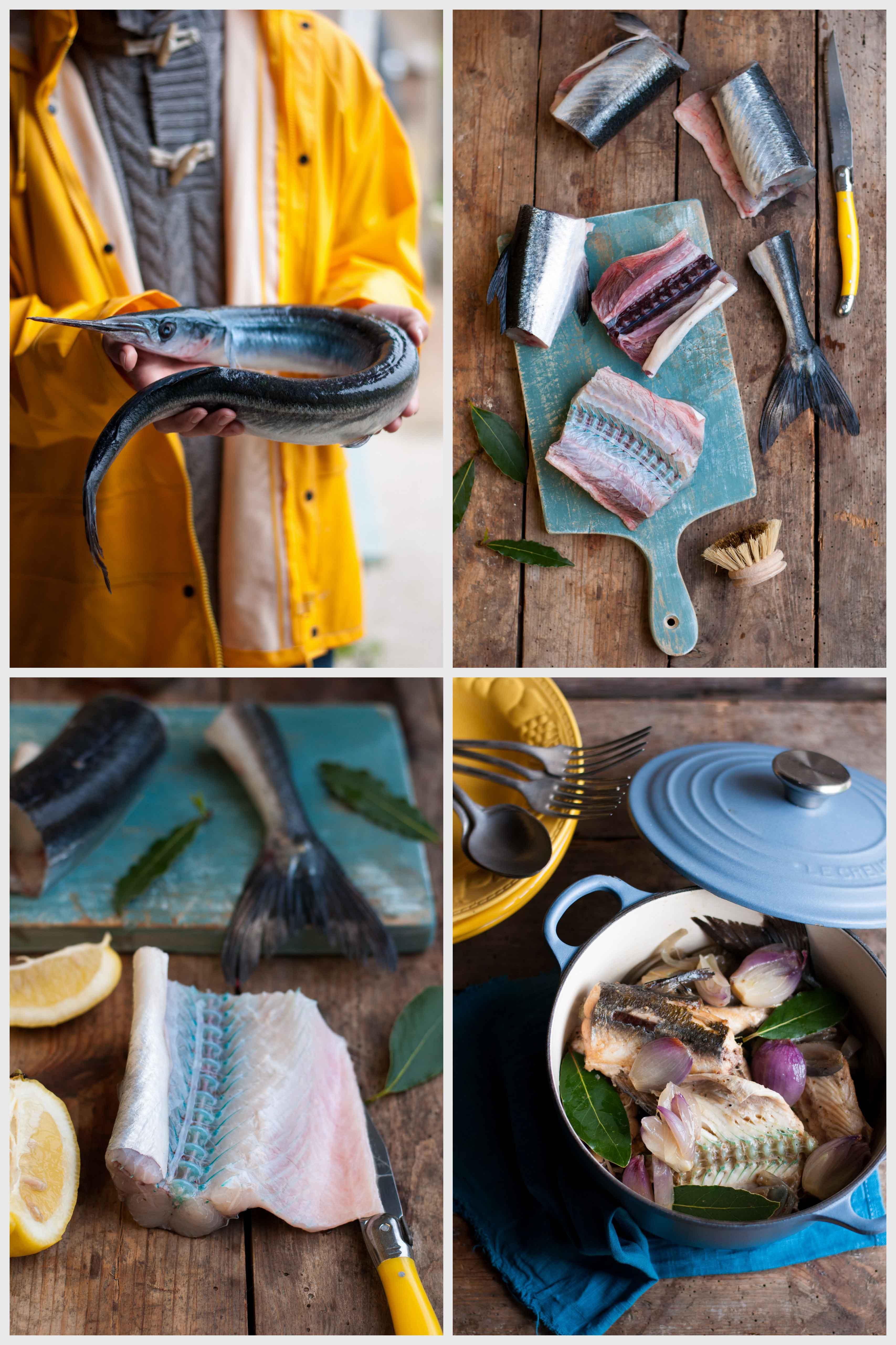 Livre poissons et autres produits de la mer 5