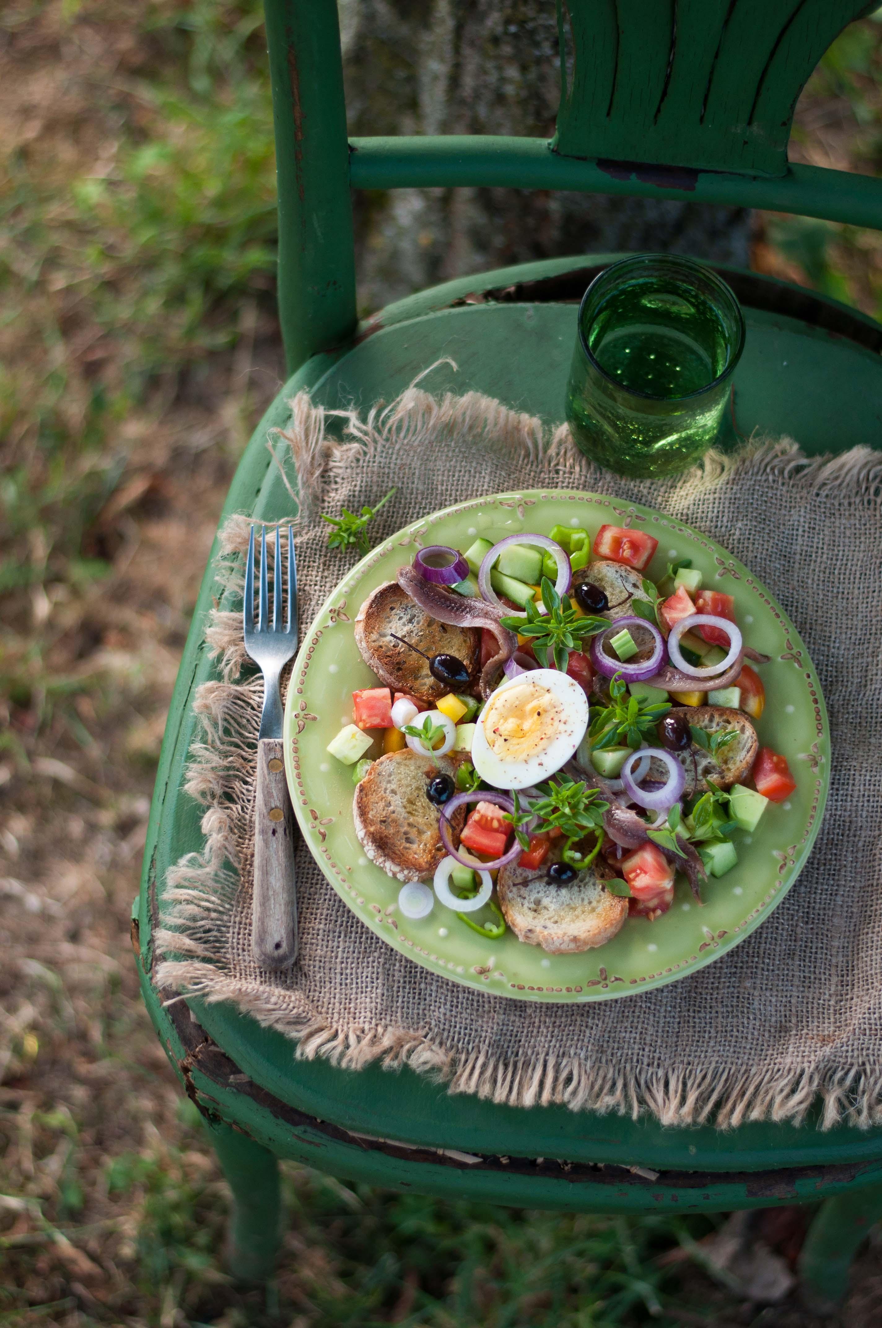 Ma petite saladerie à la maison, Marie Chioca, Terre Vivant6
